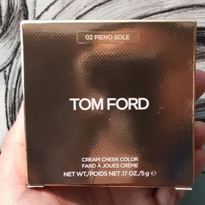 Tom Ford Makeup - NEW | Cream Cheek Color